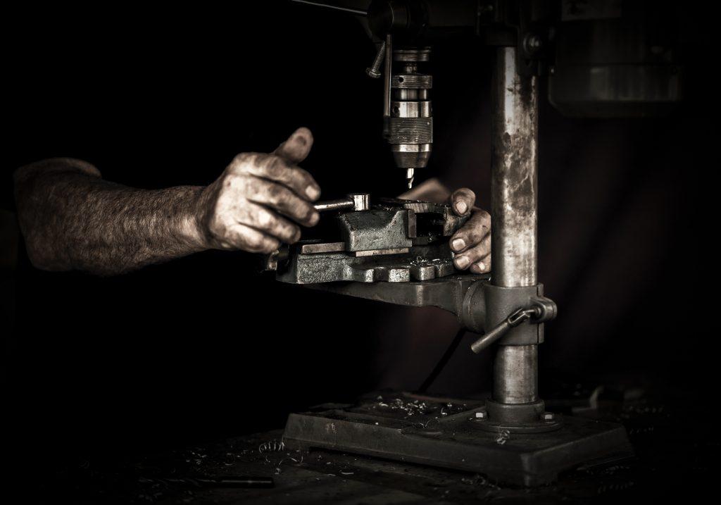 Montage Werkstatt Phoenix Maschinenbau