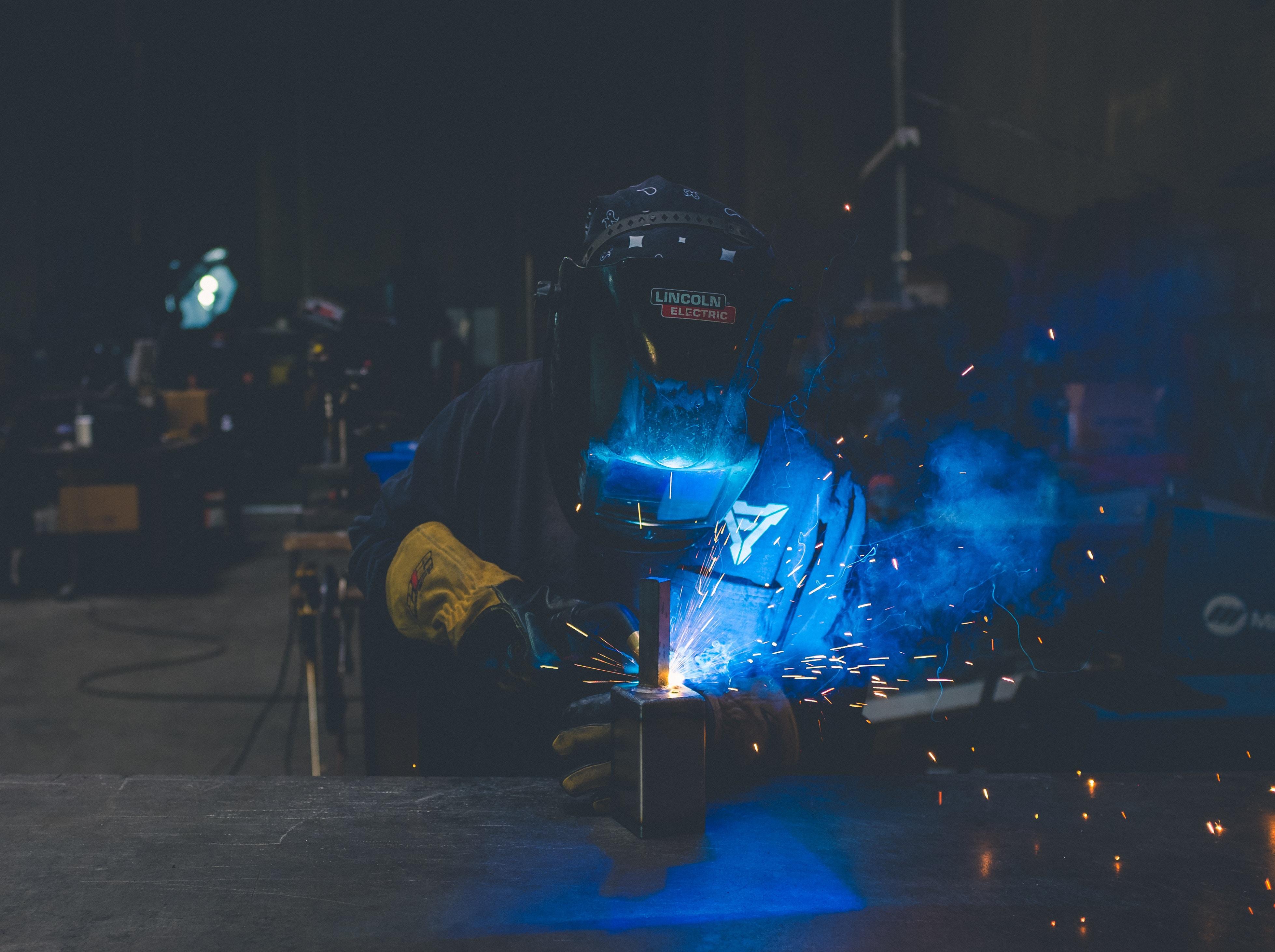Schweißerei Phoenix Maschinenbau